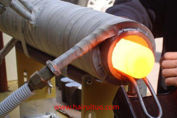 中频锻造加热炉采用的感应加热技术