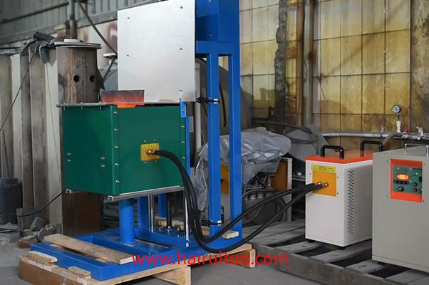 小型坩埚熔炼炉-零起动方式