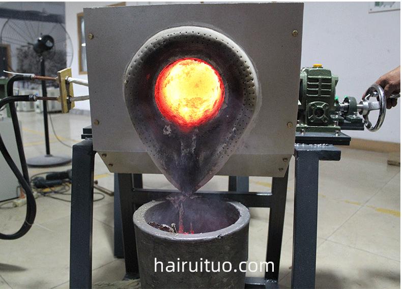 铸造熔炼炉-串联振荡回路的两个重要参数