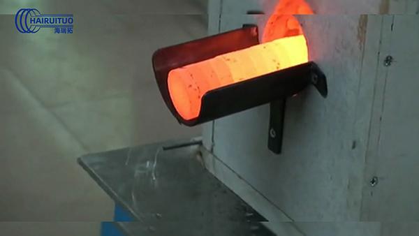 锻造加热炉厂负载阻抗匹配调试-提高生产效率