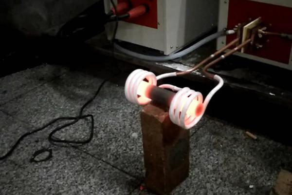 感应加热淬火的常用方法及工艺特点