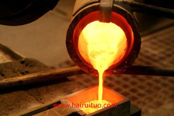 中频熔炼炉性能优异,但日常使用应注意三点事项