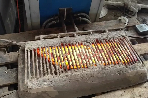 大型工件加热退火热处理选择超音频感应加热设备
