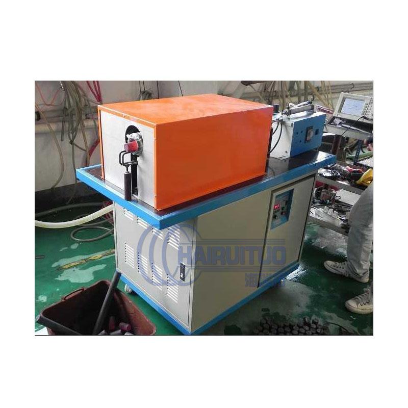 点击查看超音频锻造设备超音频锻造炉热配合处理标准件加热锻压可以25-250kw大图片