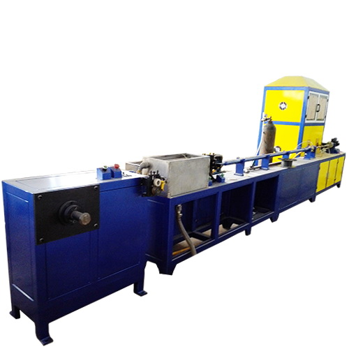 Hairuituo long shaft (tube) type intermediate frequency quenching quenching and tempering heat treatment equipment