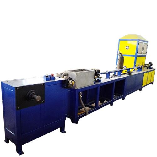 海瑞拓长轴(管)类中频调质淬火回火热处理设备