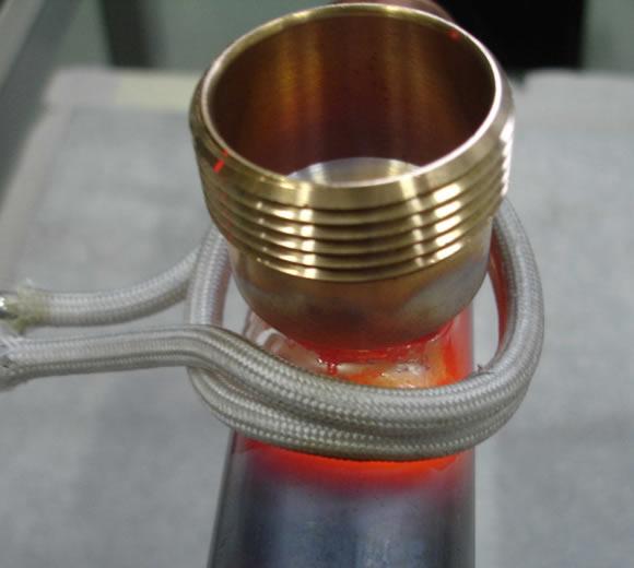 软硬铜管焊接钎焊