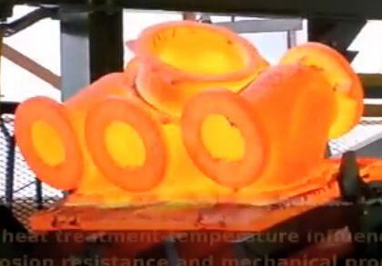 阀门热处理是阀门质量达标的重要工艺