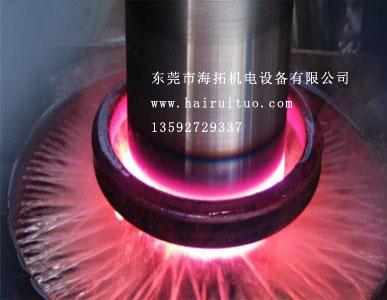 机床主轴淬火设备高频感应淬火炉