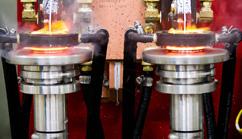 海拓成套感应加热自动化设备简介
