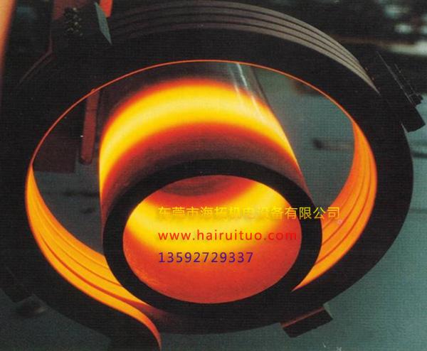 海拓钢管退火炉系统感应加热的特点