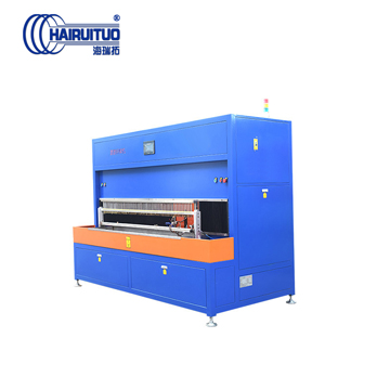 点击查看铜管钎焊设备|空调紫铜黄铜管感应加热焊机|高频钎焊机大图片