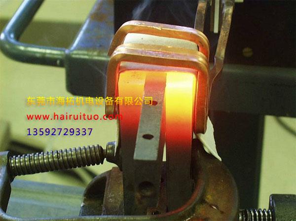 金属加热厂打赢蓝天保卫战需靠感应加热设备助力