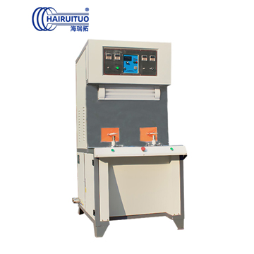 点击查看双工位铜接头高频焊机-铜管高频焊接钎焊设备大图片