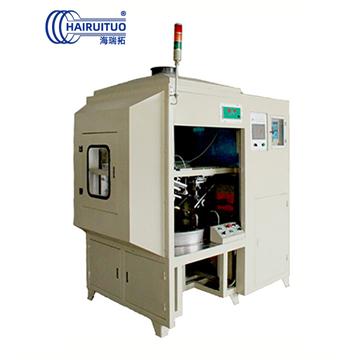 点击查看仪表仪器高频焊机-三工位高频钎焊设备大图片
