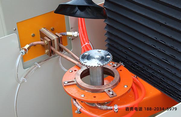 感应淬火机床-采用变频电动技术