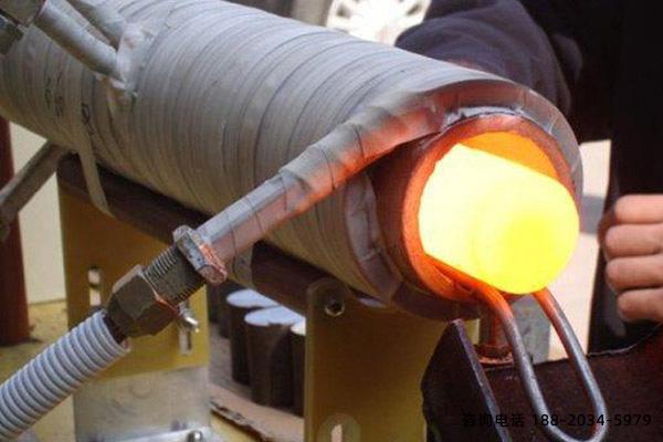 连续式锻造加热炉更换