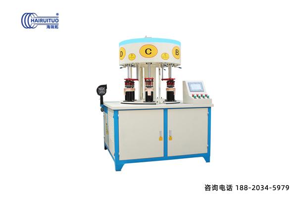 感应加热钎焊机-5S完成焊接