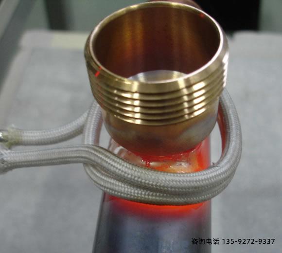 深圳高频钎焊机-加热均匀-焊接快
