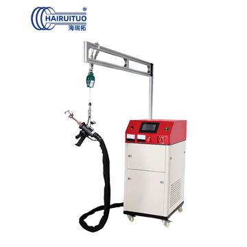 点击查看高频焊机-手持式高频钎焊机-铜管焊接大图片