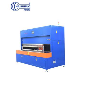 点击查看铜管钎焊设备-铜管感应焊机-高频钎焊机大图片