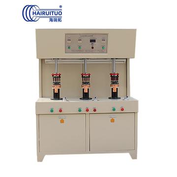 点击查看铜锅高频钎焊机-三工位高频复合焊接设备大图片