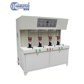 点击查看高频压力焊机-高频复底钎焊机-四工位高频焊接设备大图片