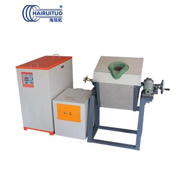 点击查看中频炉熔炼炉-中小型中频感应熔炼电炉设备大图片