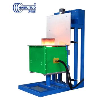 点击查看升降式中频熔炼炉设备-中小型中频感应熔炼炉大图片