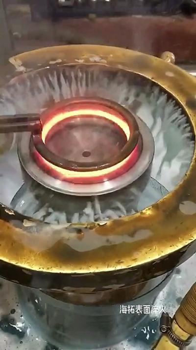 高频淬火机床表面自动化淬火热处理