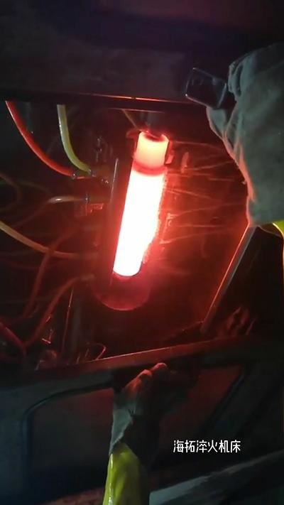 高频淬火机床高频淬火设备轴淬火