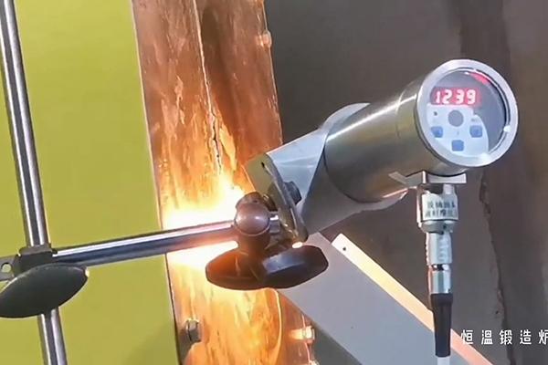 中频锻造炉-恒温控制锻造加热炉-适用加热淬火退热锻等工艺