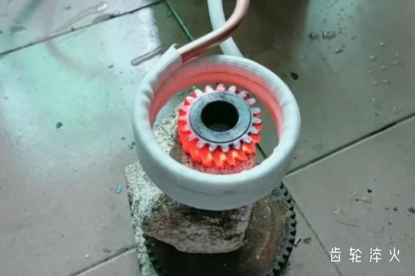 齿轮淬火就用高频淬火机