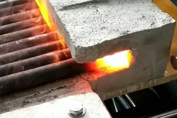 中频感应加热设备自动送料上料锻造加热炉