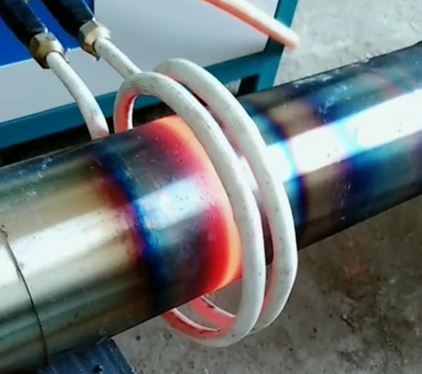 超音频感应加热设备不锈钢管退火机