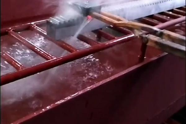 齿条淬火用中频淬火设备