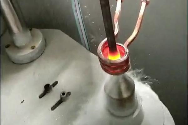 中高频淬火机床调试
