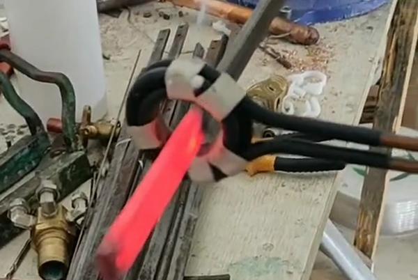 h型钢高频退火