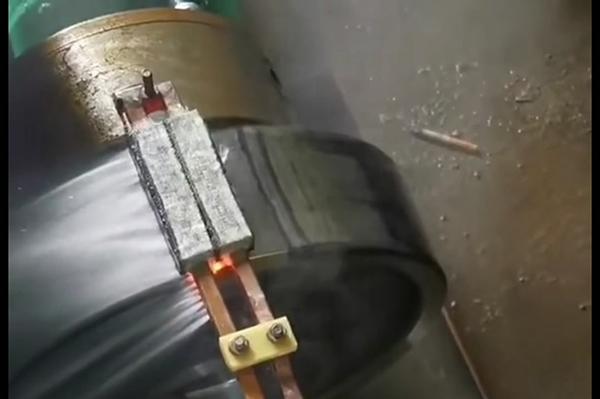 表面自动化局部淬火设备