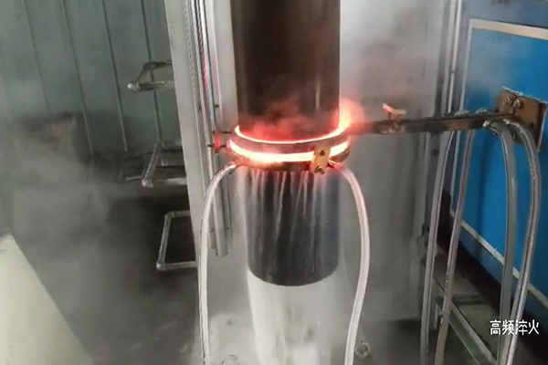 高频淬火机床对大型钢管表面淬火热处理