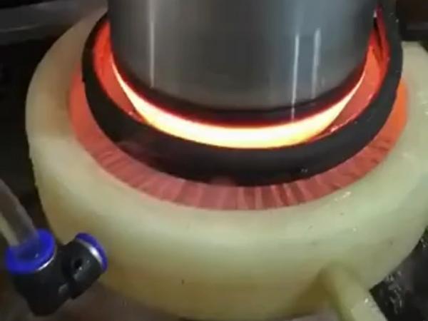 高频淬火机床对轴表淬火热处理