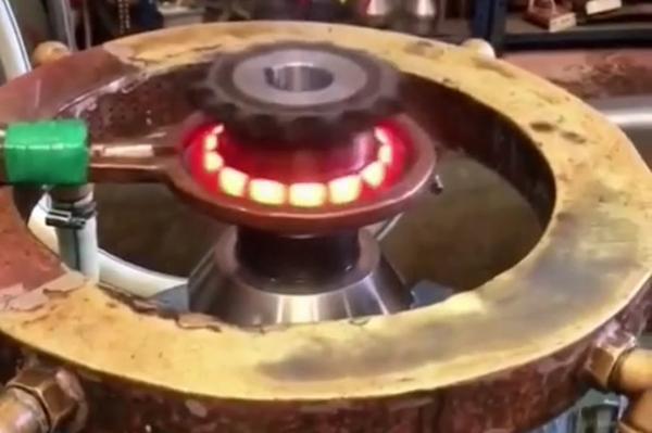 齿轮淬火用高频淬火机床