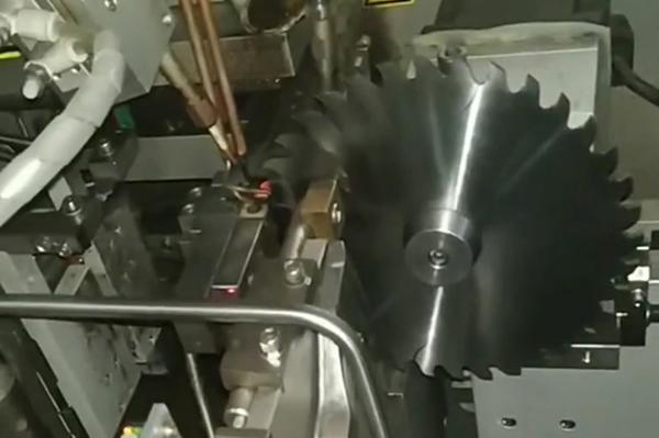 锯片合金焊接用高频焊机