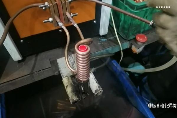 高频焊接铜管就是比火焰焊快