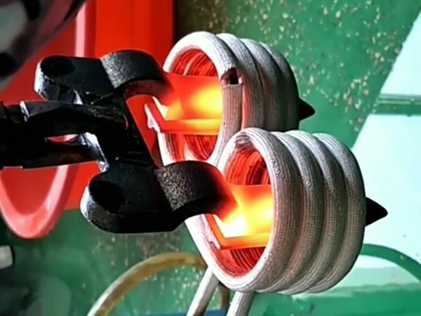 不规则工件淬火用高频淬火机