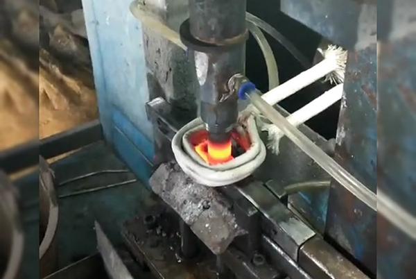 不锈钢管和铁管钎焊一起用高频焊机