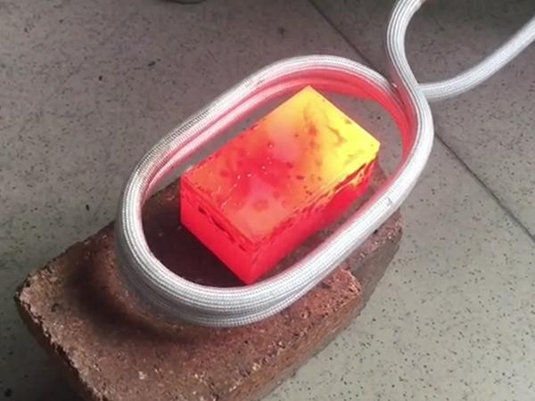 高频加热焊接机焊接试样