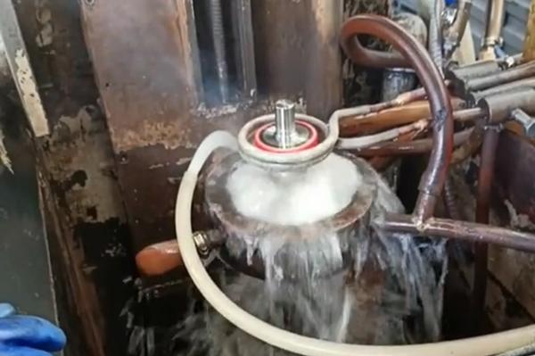 齿轮淬火用高频淬火机床设备