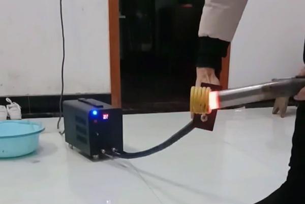 小型手持式感应加热设备-220V电压输入