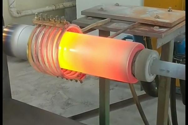 中频熔覆中频感应加热淬火设备